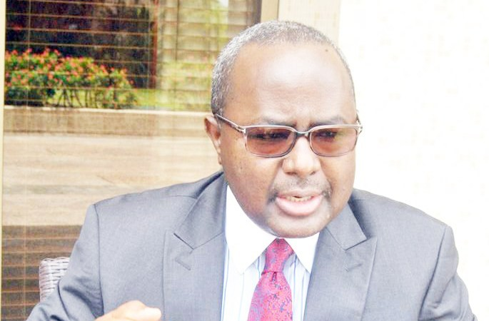 Former Director General of the Securities and Exchange Commission, SEC, Munir Gwarzo. [Photo credit: Business Eye]