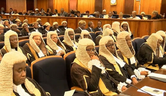 The NJC named the new judicial officers on Thursday, 19 December, 2019