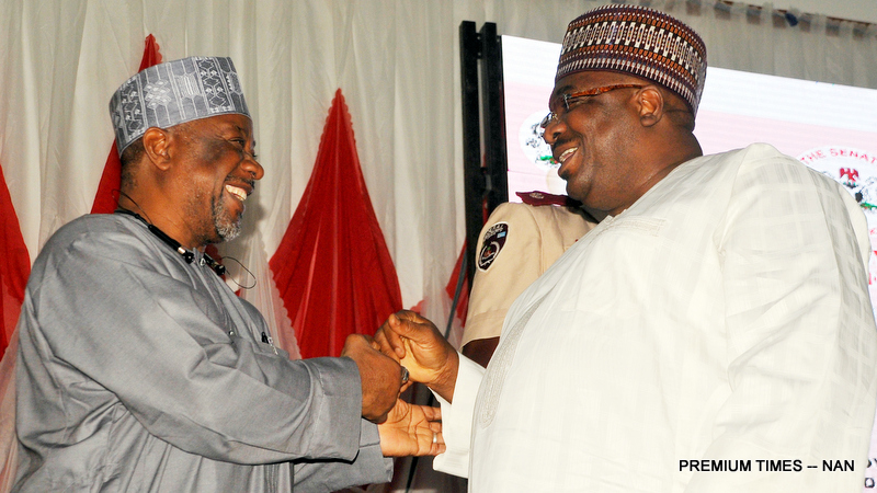 Pic.8. Nigeria's 1st Legislative Stakeholders' Conference on ICT and Cyber Security in Abuja