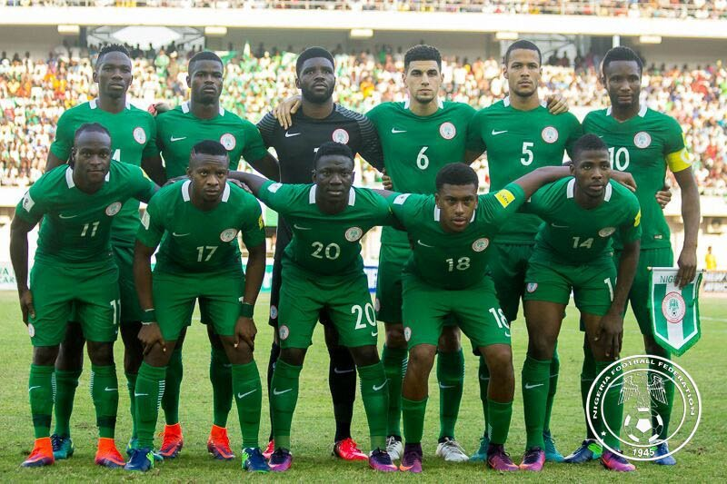 new product 25f94 02d3d Russia 2018: Super Eagles jersey voted best - Premium Times ...