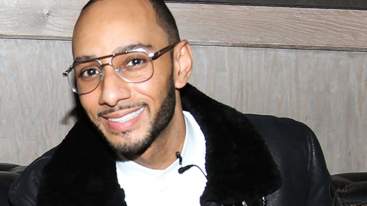 American Music Producer Swizz Beatz Graduates From Harvard