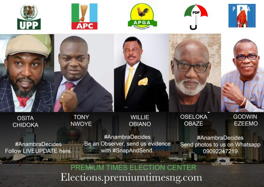 Image result for What Manner of Party is the PDP in Anambra?