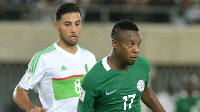 Nigeria, Algeria share points in world cup qualifier