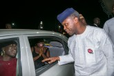 VP visits filling stations in Lagos by NOVO ISIORO11