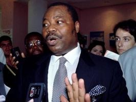 Former Nigerian oil Minister Dan Etete, involved in the Malabu Scandal. [Photo credit: THE REPUBLICAN NEWS]
