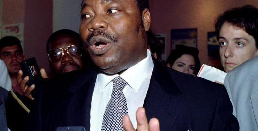 Former Nigerian oil minister Dan Etete. [Photo credit: THE REPUBLICAN NEWS]