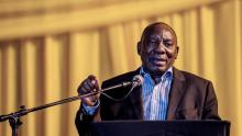 Cyril Ramaphosa (Photo Credit: National.ae)
