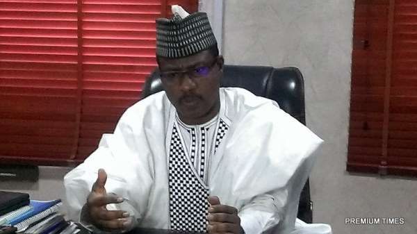 Director-General of the National Primary Health Care Development Agency, NPHCDA, Faisal Shuaib.