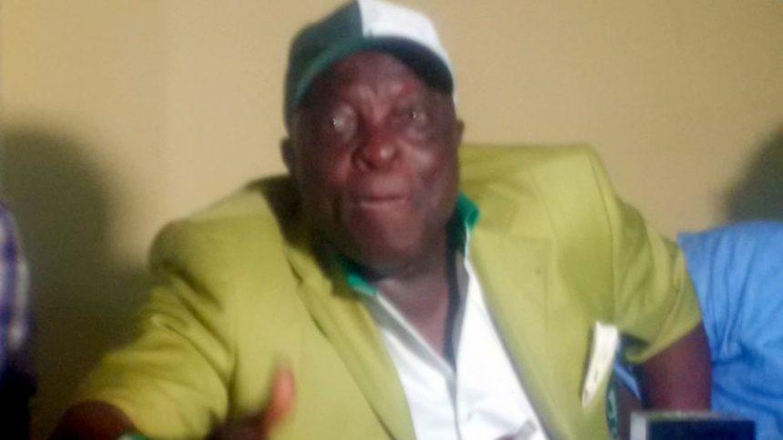 The President-General, Nigeria Football Supporters Club, Rafiu Ladipo