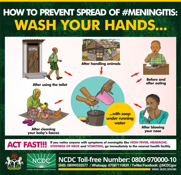 By Nigerian Centre for Disease Control