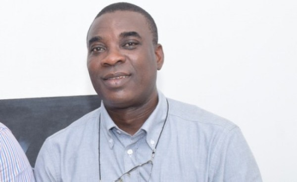 Fuji musician, Wasiu Ayinde Marshal, also known as Kwam 1. [Photo credit: Encomium Magazine]