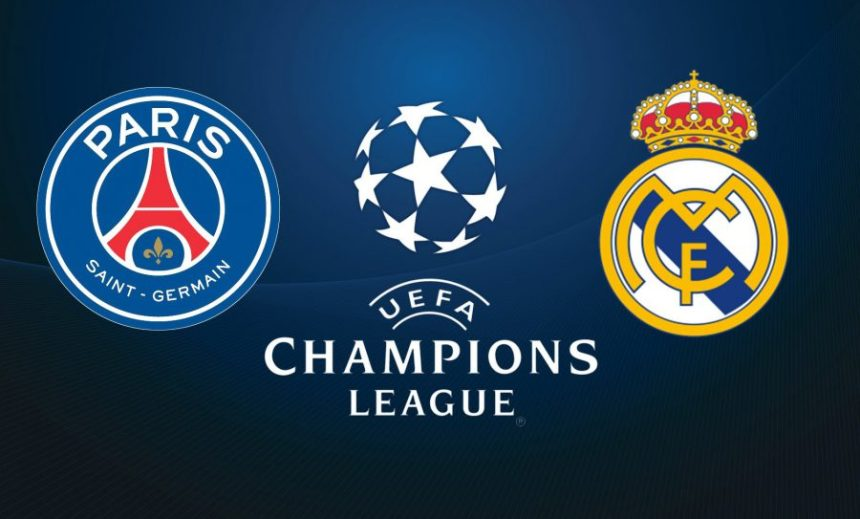 Streaming Liga Champion 16 Besar, Real Madrid vs PSG Momentum Kuat Ronaldo!!