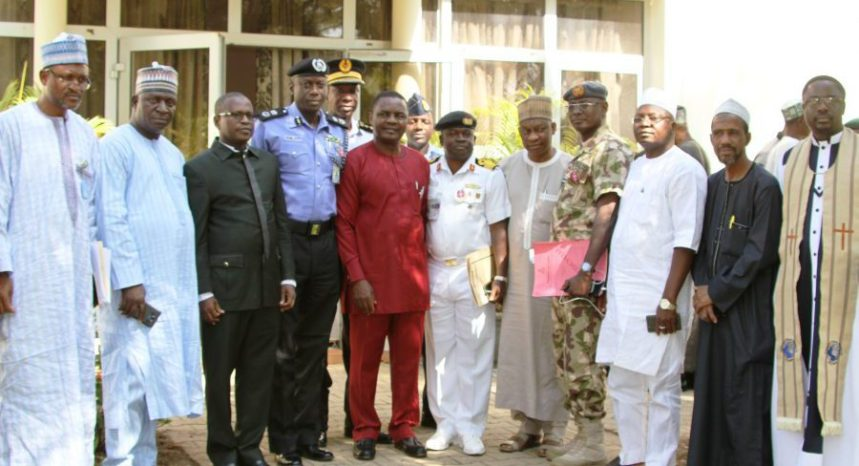 FCT and security officials met in Abuja on Tuesday after foreign embassies issued security alerts.