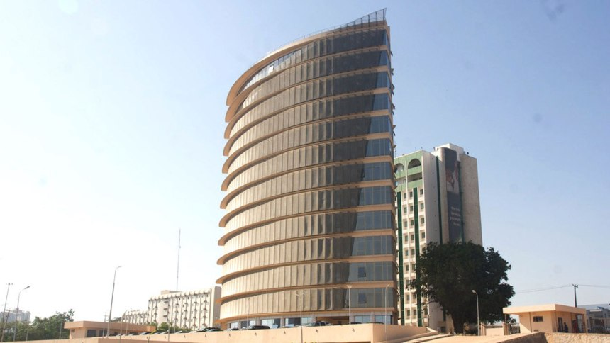 Bank of Industry Headquarters, Abuja