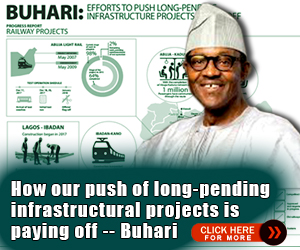 Buhari Advert