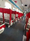 Train commissioned by President Buhari