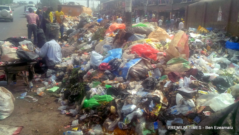 Beating plastic waste in Africa