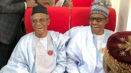 President Buhari commissions new train coaches in Kaduna 9