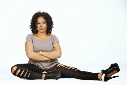 Nollywood actress, Tayo Adeniyi