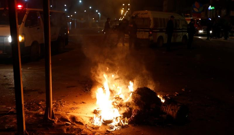 1 killed as anti-austerity protests erupt in Tunisia