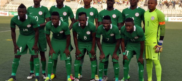 Super Eagles Team B