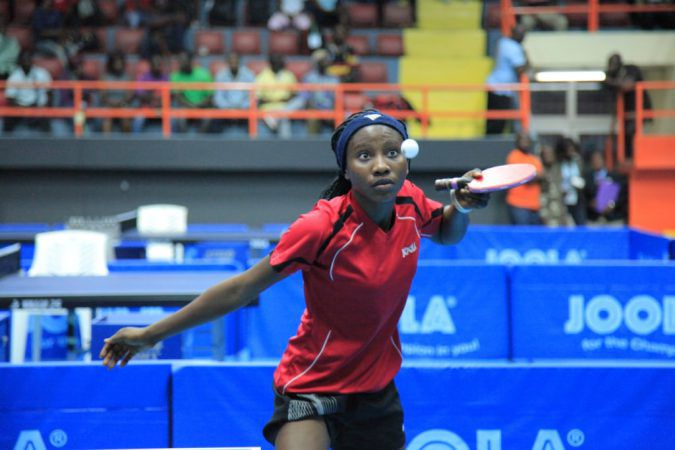 Tennis federation confirms team nigeria for top 16 cup in - African table tennis federation ...
