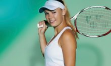 Carolina Wozniacki {Photo Credit: Bodyweight}