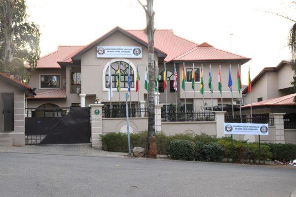 ECOWAS Regional Centre For Surveillance and Disease Control Building