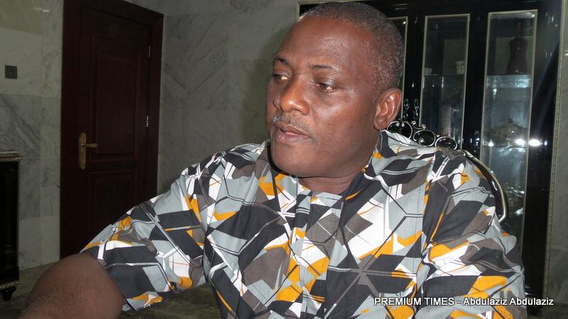 Mr Innoson Chukwuma, chairman of Innoson Motors.