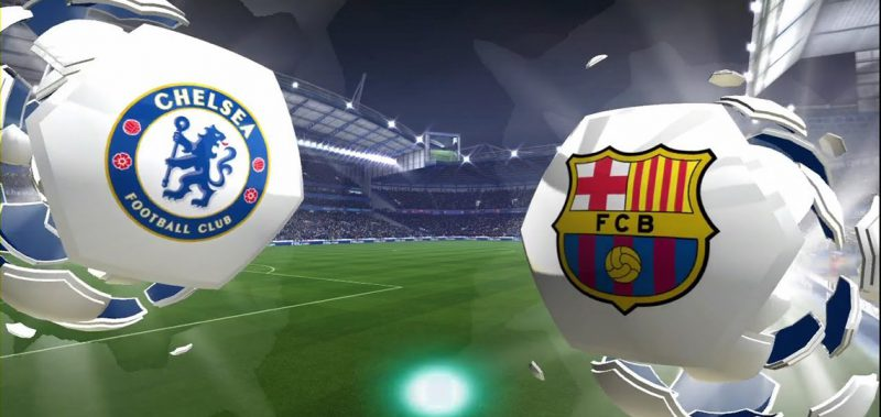 Champions League Draw Update: Chelsea, Barcelona In Another Epic Champions League Clash