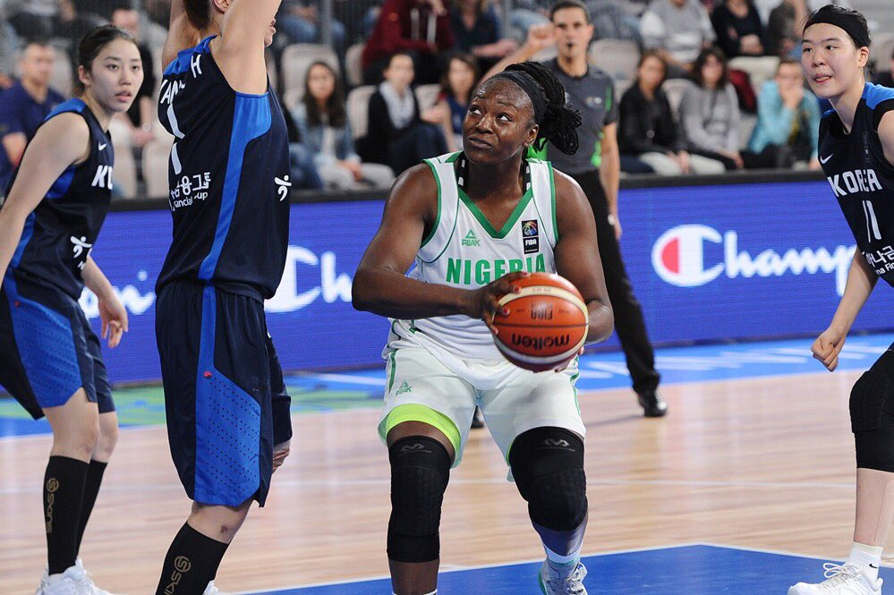 D'Tigress draw Turkey, Argentina, Australia