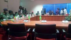 The Senate Committee on Nigerian Army is considering putting the army on first line charge.