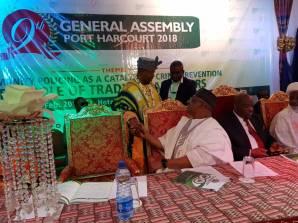 Ooni of Ife, Adeye Ogunwusi and the Oluwo of Iwo, Abdulrasheed Akanbi