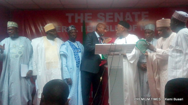 Unlike Senate, Reps unanimously adopt new election sequence