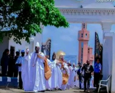 Image result for Annual Aje Festival takes place in Ile-Ife