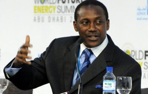 Kandeh Yumkella. [Photo credit: Cocorioko]
