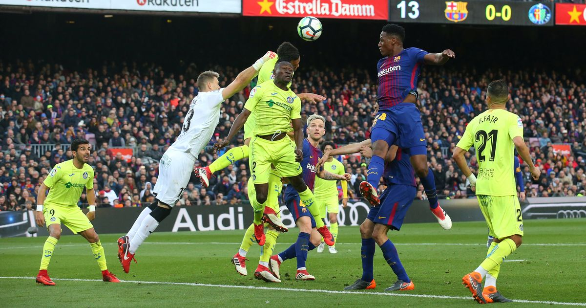 La Liga Recap: Barcelona held to scoreless draw by Getafe