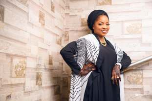 Kannywood actress, Fati SU