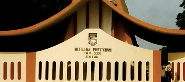 The Federal Polytechnic, Ado-Ekiti (Photo Credit: Daily Post)