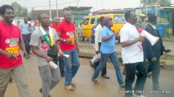 Lagos lawyers hold protest despite police warning