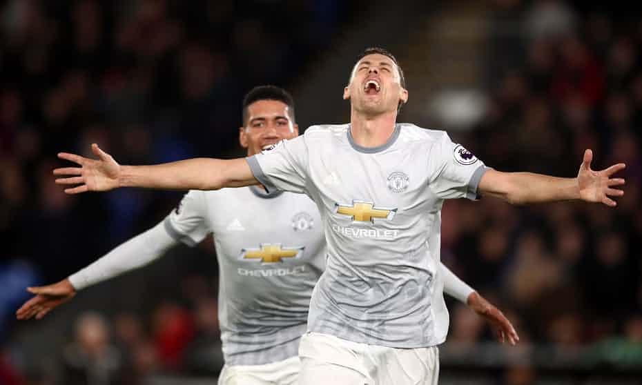 How Manchester Utd came from behind to stun Palace 3-2
