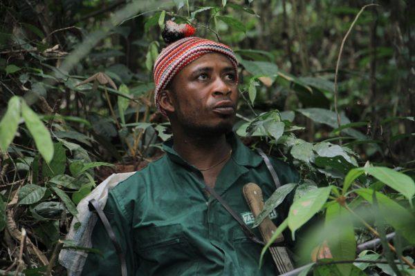 Ayamba Ntui, local hunter from Cross River State