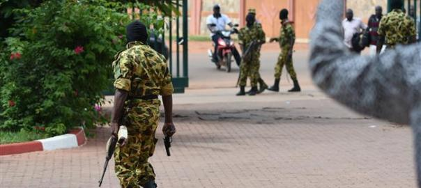 Burkina Faso soldiers (Photo Credit: PressTV)