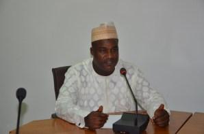 Dr Musa Usman Abubakar