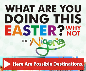 Easter Destination Advert