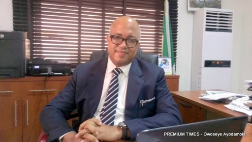 Chikwe Ihekweazu, CEO, Nigeria Centre for Disease Control.