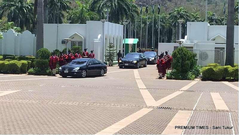 Image result for Liberia presidential villa