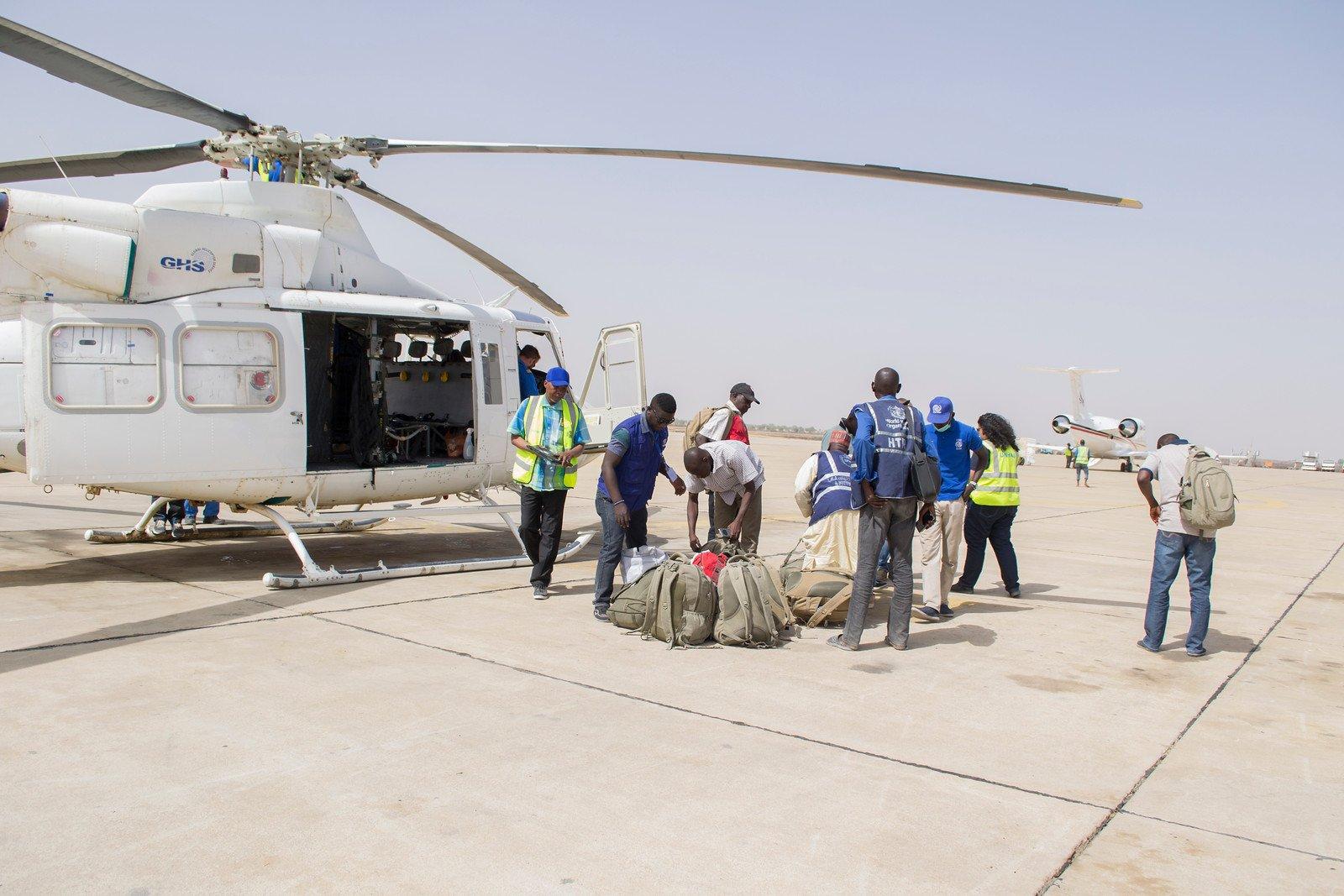United Nations suspends aid work in Nigeria