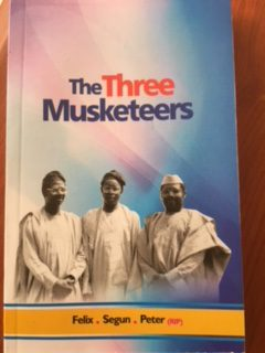 The Three Musketeers.
