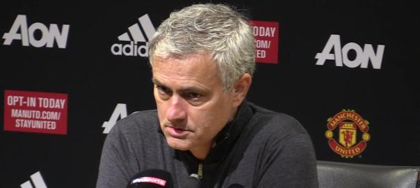 Jose Mourinho. [Photo credit: Skysports]